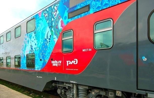 РЖД собрались уменьшить до20 часов время впути поездов Москва— Сочи