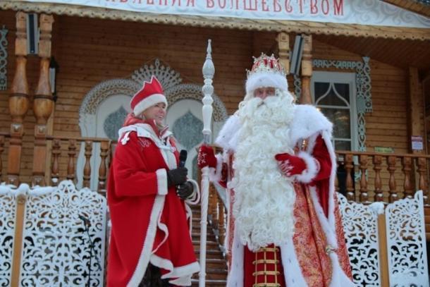 Дед Мороз из Великого Устюга посетит Краснодар