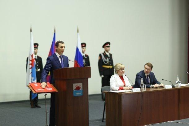 В Приморско-Ахтарском районе выбрали нового главу