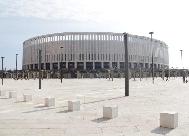 Стадион «Краснодар» прошел проверку на доступность для инвалидов