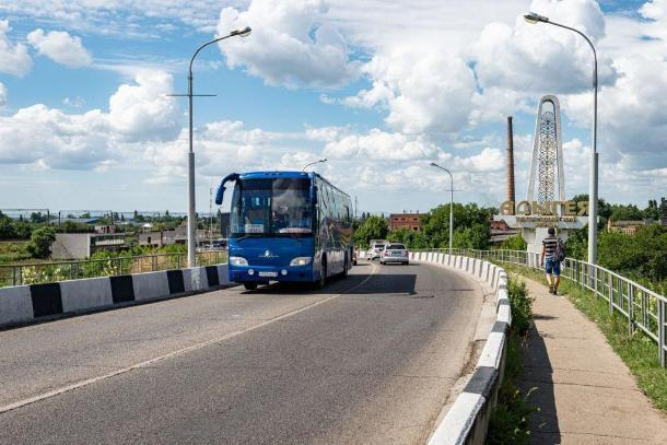 Автобусы пустят в объезд Яблоновского моста в Краснодаре