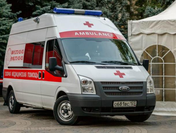 Два ребенка погибли вДТП вВыселковском районе