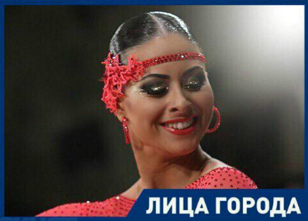 «Моя жизнь - танец», - мастер спорта России Виктория Хадагатль