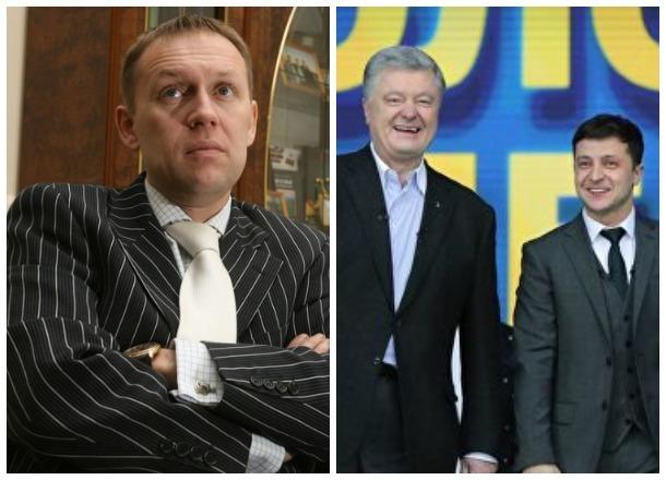 С цирком-шапито сравнил дебаты Зеленского и Порошенко депутат Госдумы РФ от Кубани Луговой