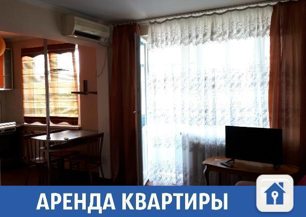 Сдается двухкомнатная квартира с хорошим ремонтом