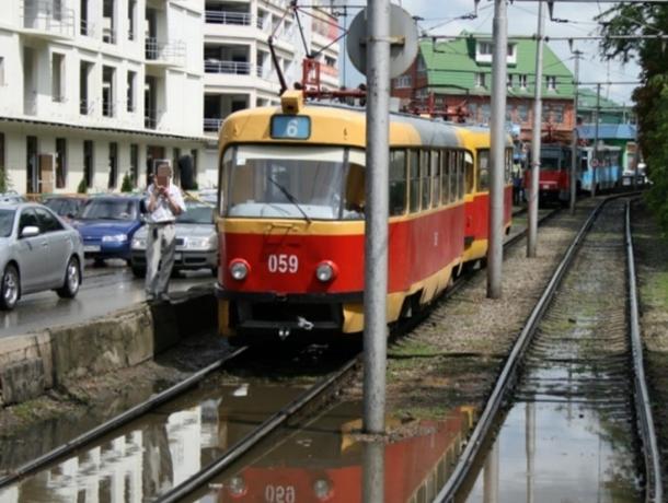 ВКраснодаре восстановили нарушенное трагедией движение трамваев
