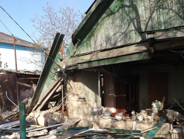 Стала известна причина взрыва частного дома в Новороссийске
