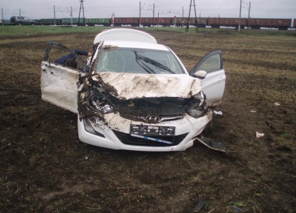 Четверо человек пострадали в серьезной аварии в Каневском районе