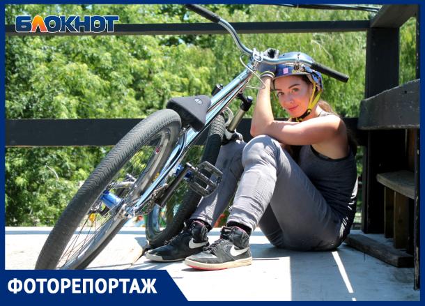 Экстрим на двух колесах: как тренируются краснодарские велосипедисты