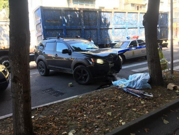 Водителю, насмерть сбившему жену КВНщика в Туапсе, вынесли приговор