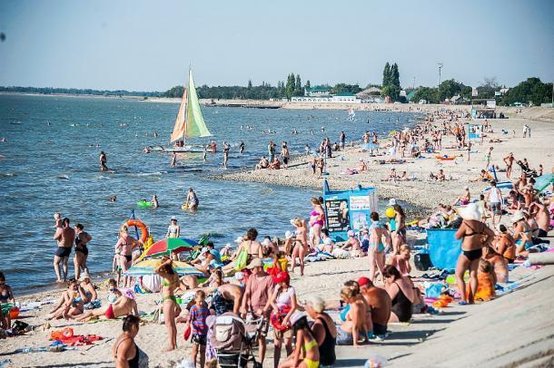 За июль курортный сбор в Краснодарском крае составил 14 млн рублей