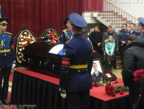 Новороссиец посвятил стихотворение погибшему в Сирии летчику из Краснодарского училища