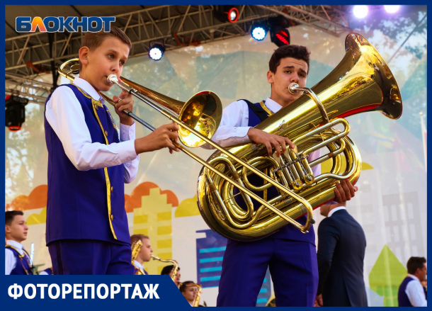 На праздновании Дня города мэр Краснодара озвучил рекорды года
