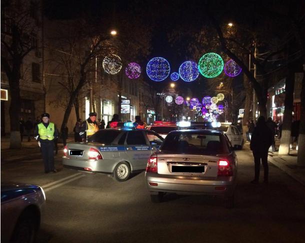 Фанаты «Спартака» напали на граждан вцентре Краснодара