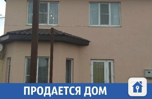 Дом в 100 квадратов продается в Краснодарском крае