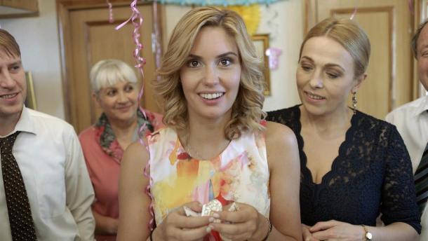 Агата Муцениеце: «До съемок в «Гражданском браке» нас с Денисом Кукояка ничего не связывало»