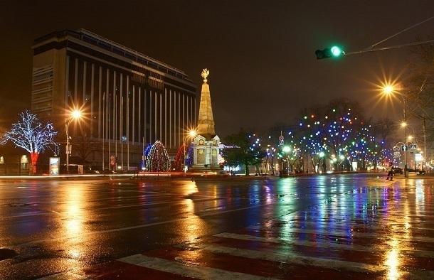 Краснодар попал в тройку самых дорогих городов России