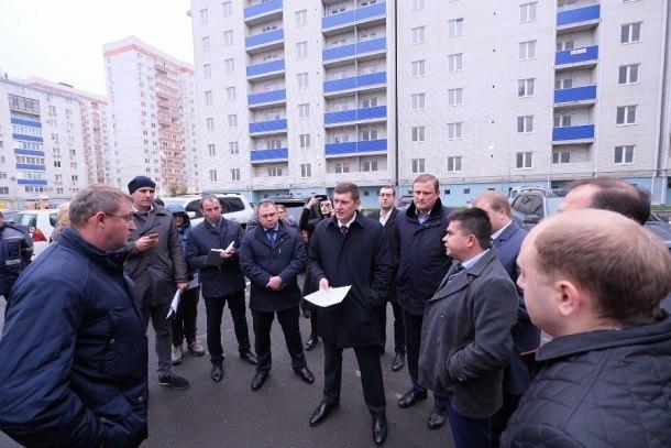 Дольщики краснодарской компании «Таурас-96» через пару недель получат ключи от квартир