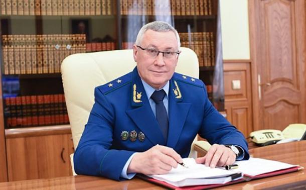 Экс-прокурор Кубани Коржинек займется отбором судейских кадров России
