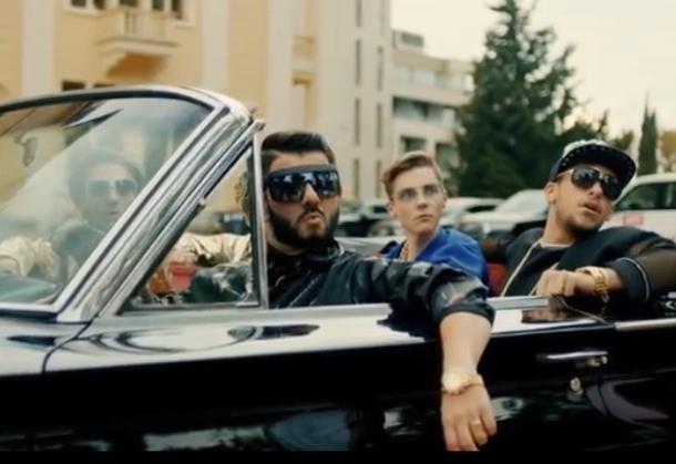 Первый музыкальный клип вслед за Реввой выпустил Михаил Галустян