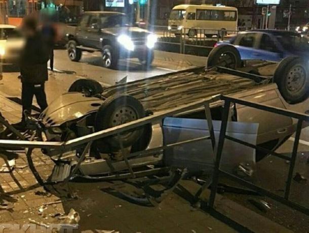Установлена личность водителя, сбежавшего с места массового ДТП в Краснодаре