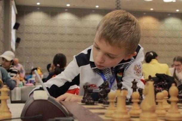 Русские школьники лидировали вобщем зачёте мирового шахматного турнира