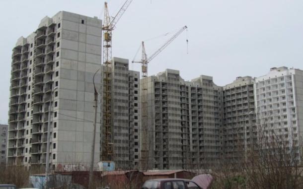 Строительные работы на Карякина, 5 в Краснодаре могут возобновиться весной