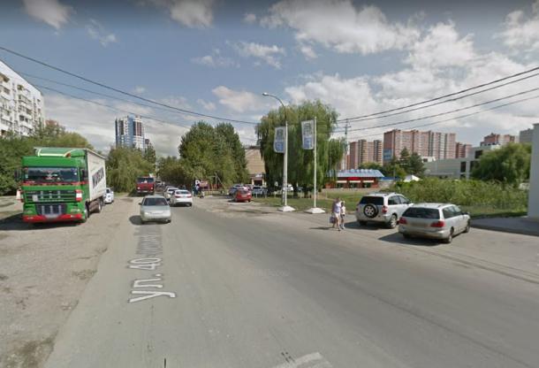 Улицу 40-летия Победы в Краснодаре расширят