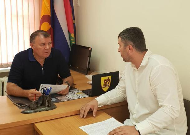 Общественная приемная депутата Государственной Думы открылась в Краснодаре