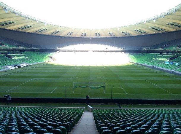 Руководитель Ассоциации футбола Аргентины впечатлен стадионами в РФ