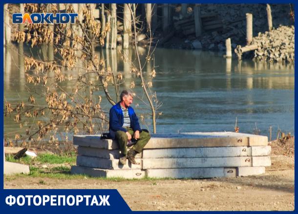 Как строится новый Яблоновский мост в Краснодаре