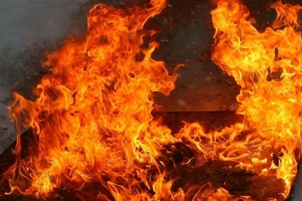 В Краснодаре произошел пожар в детском саду