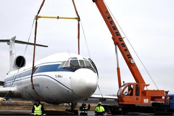В аэропорту Уфы «эвакуировали» самолет из Краснодара