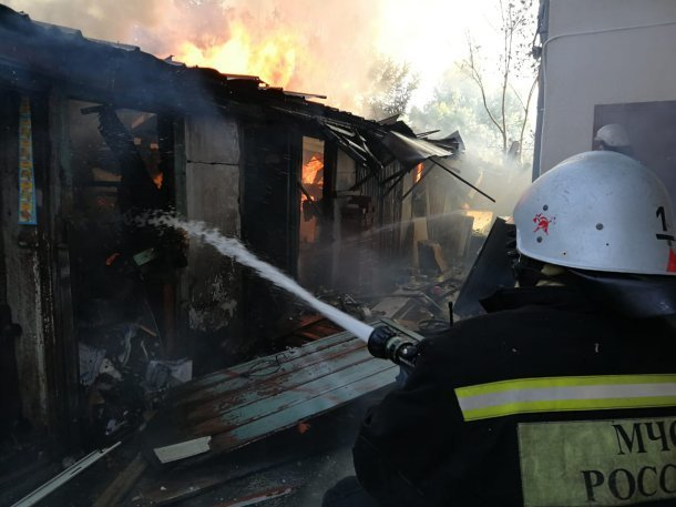На Кубани снизилось число погибших и пострадавших при пожарах