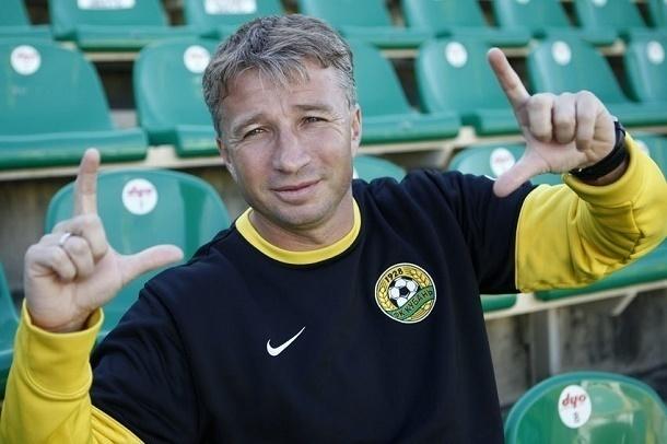 Бывший тренер «Кубани» Петреску попрощался с болельщиками