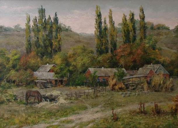 Выставка признанного мастера пейзажей откроется в Краснодаре