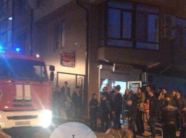 Квартира, в которой готовили наркотики, взорвалась в Сочи