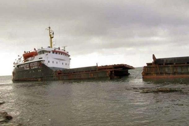 Владелец сухогруза, затонувшего на Кубани: «За 20 лет у нас впервые утонуло судно»