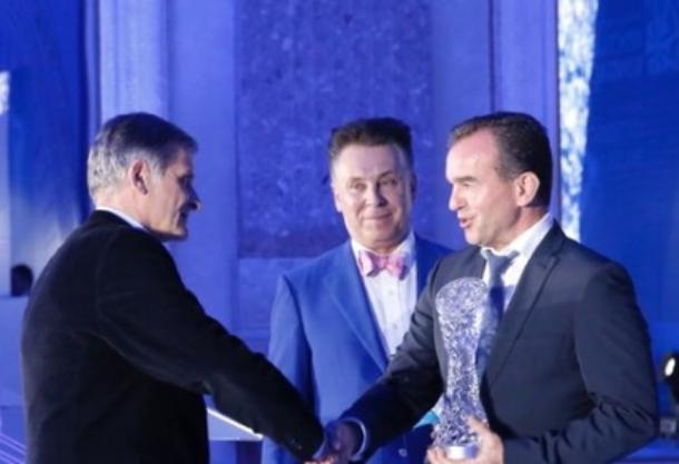 Вручая премию, губернатор Кубани заявил о новом туристическом маршруте