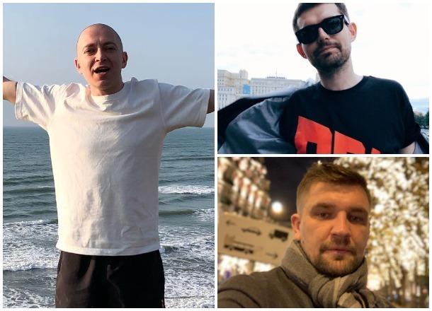 Баста, Oxxxymiron и Noize MC поддержали задержанного в Краснодаре рэпера Хаски
