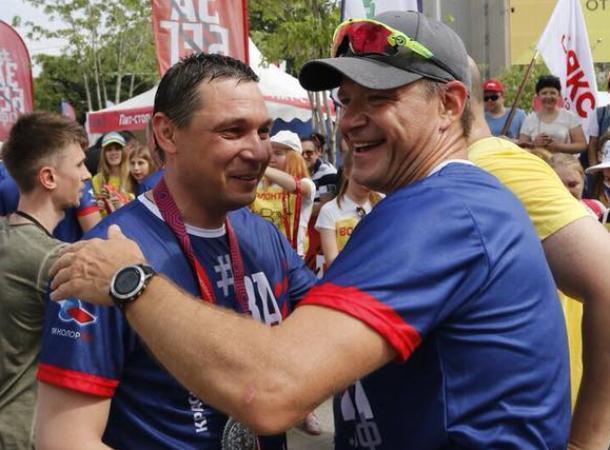 Мэру Первышову пришлось лично бороться за спортивное звание Краснодара