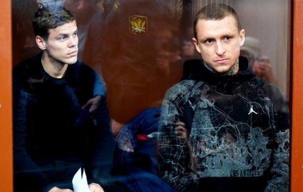 Хавбек «Краснодара» Мамаев останется за решеткой на два месяца
