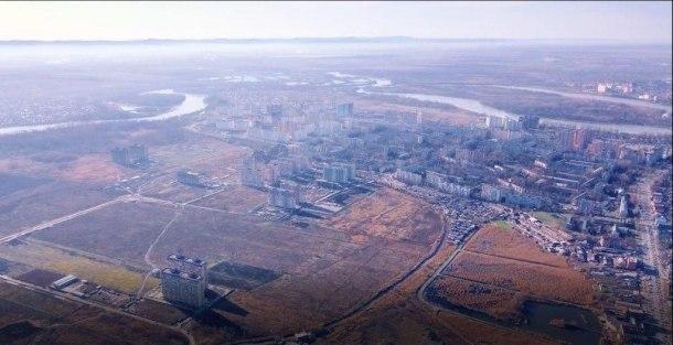 На Гидрострое в Краснодаре построят огромный микрорайон со школами и больницами