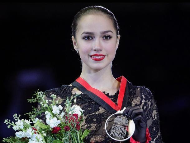 Олимпийская чемпионка Алина Загитова выступила в Краснодаре с невероятной программой