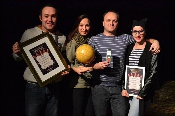 Молодежный сочинский театр занял третье место престижного европейского фестиваля