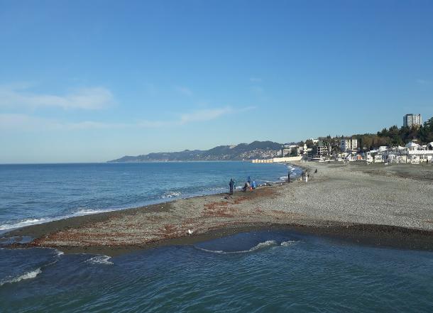 На Черноморском побережье планируют ввести запретные зоны для плавания