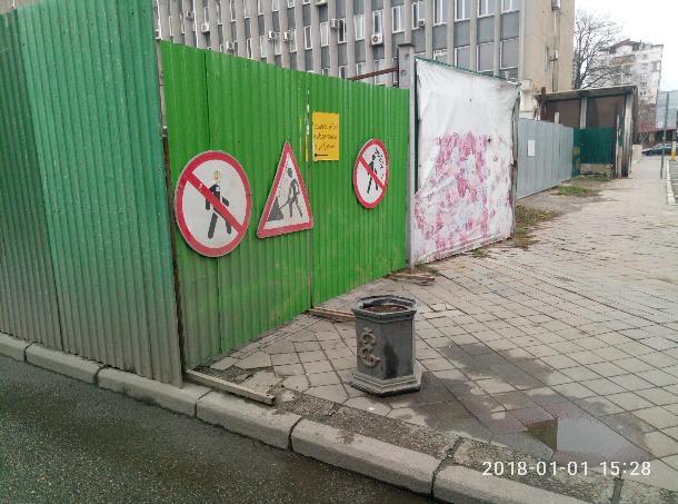 Чуда не случилось: улицу Красную не вернули Краснодару на Новый год