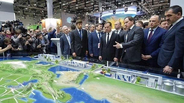 Русский инвестиционный форум-2017 посетили на5% больше предпринимателей