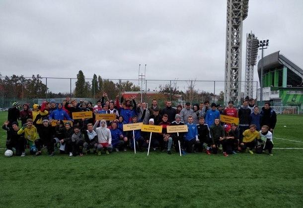 Победители турнира по мини-футболу в Краснодаре смогут сыграть на стадионе ЧМ-2018