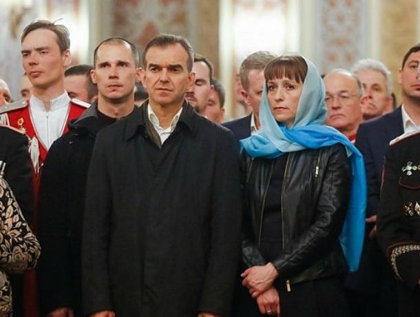 Губернатор Кубани поздравил православных через Instagram